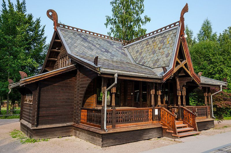 Traditional Norwegian House 1 Traditional House And Viking House Norwegian House Norway House