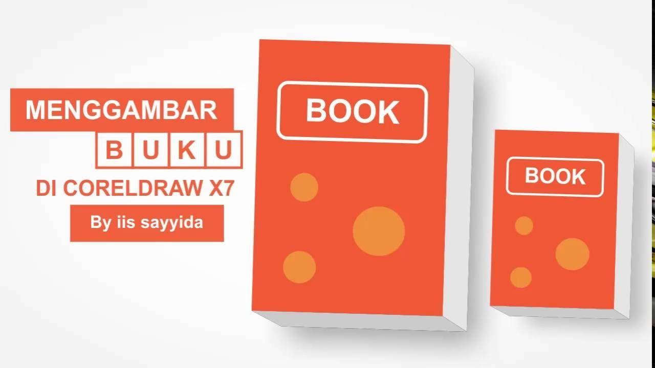 Poster design using coreldraw tutorial - Tutorial Coreldraw X7 Cara Menggambar Buku Sederhana Vector Book Design Art