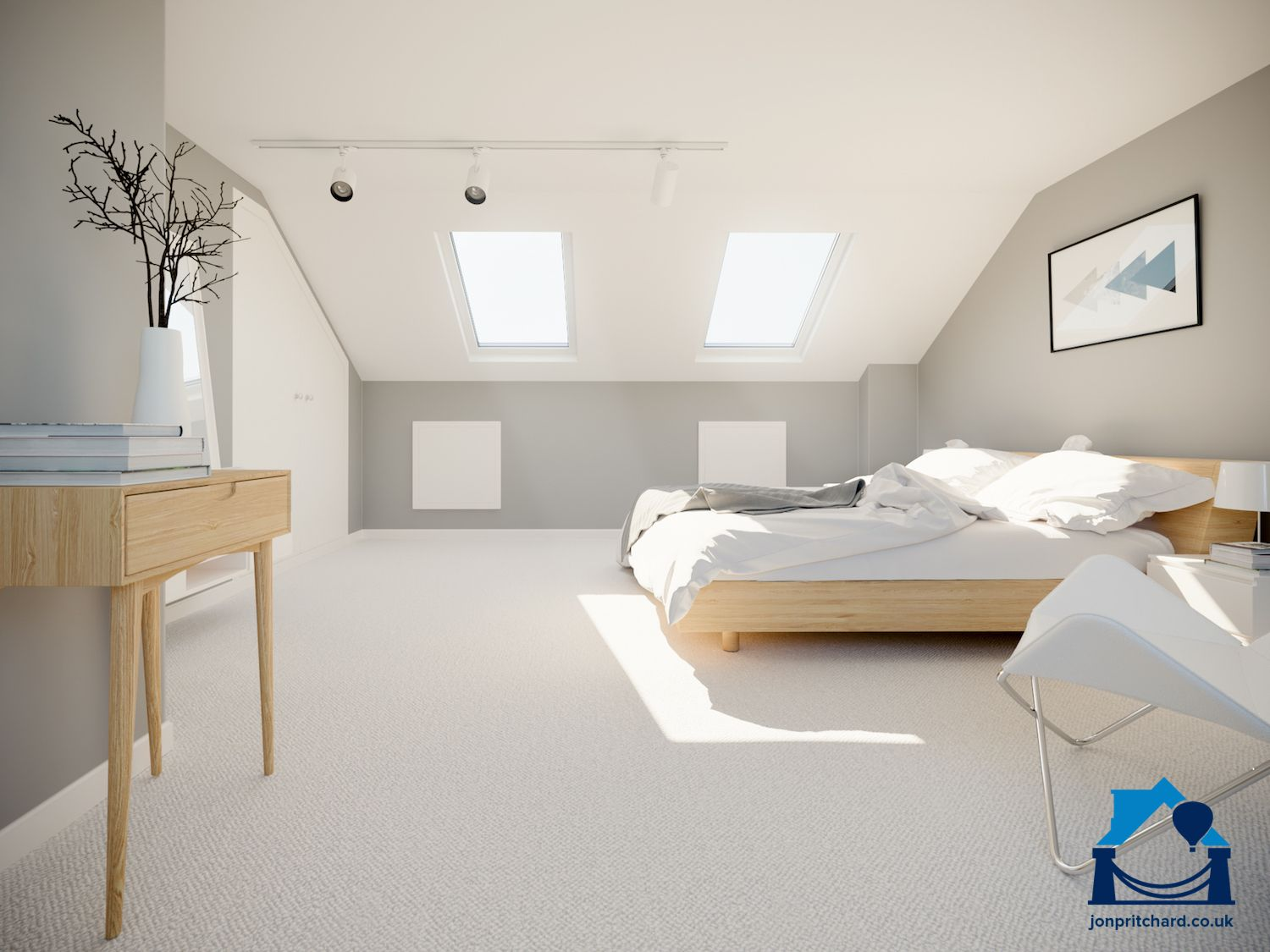 L Shaped Terraced Loft Conversions What Are They Attic