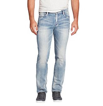 William Rast Men's Hixson Straight Denim Jeans