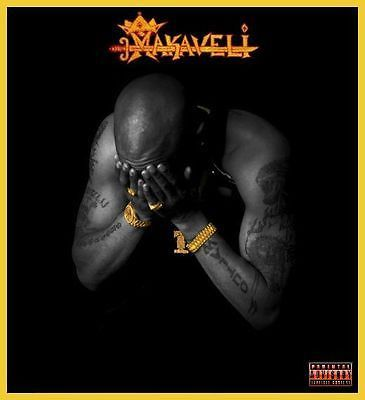 Makaveli (Unreleased OG 2PAC Mixtape MP3 Download for $2 00