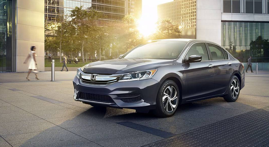 2016 Honda Accord Lx Adjusted Suspension Stuns Have Additionally Enhanced Rolling Quality Tuning This Year Handles Harsh Streets And Softened Agreeable Way