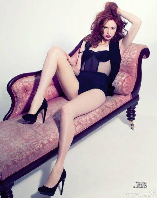 Amy Pond Sexy