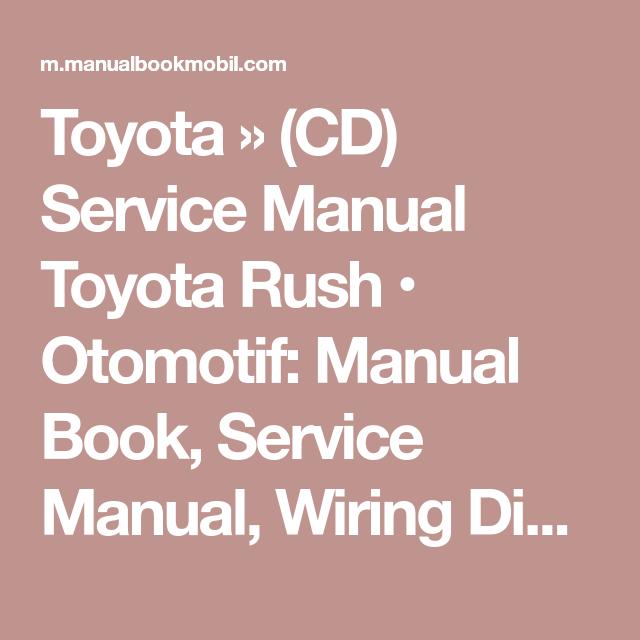 Pin Di Toyota