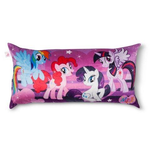 My Little Pony™ Body Pillow I Designed For Target