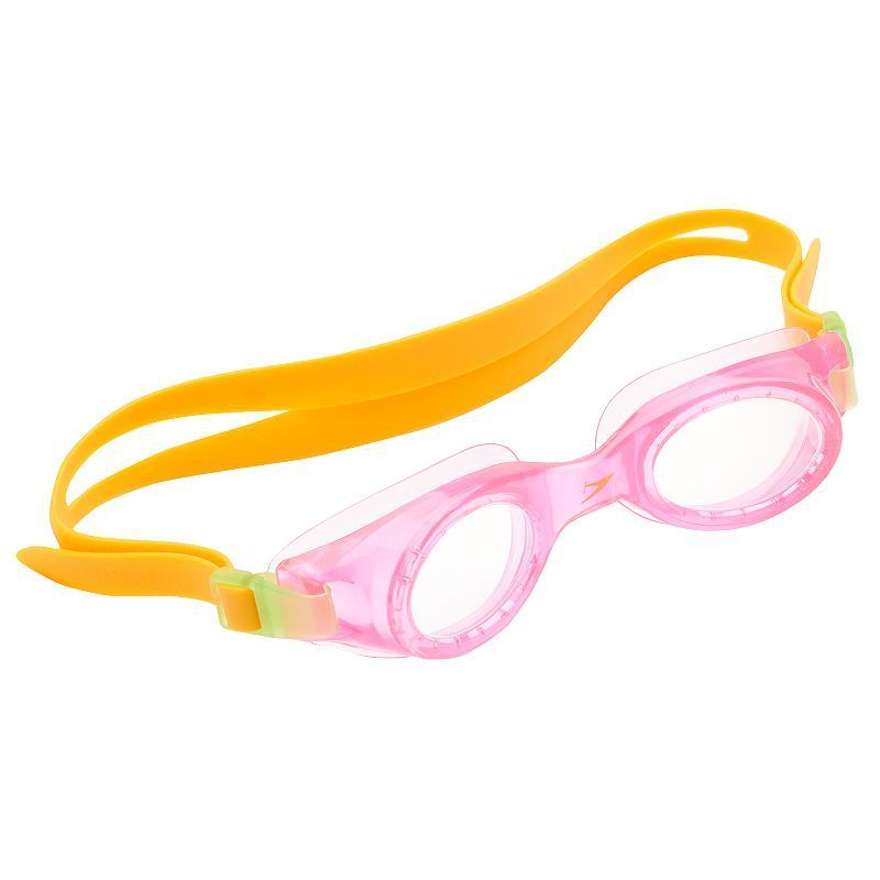 Girls Speedo Goggles, Med Pink