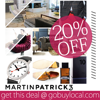 Zazz Up Your Spring Style With This 20 Off Deal From Martinpatrick3 Http Gobuylocal Com Offerseo Minneapolis Mn Martinpatrick C2 20 Off Buy Local Event