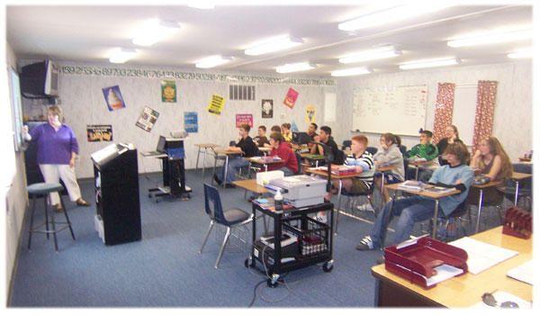 Ms. Summers' 7th Grade Math Class