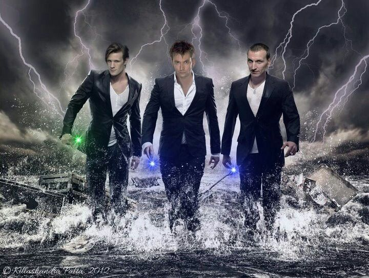 The Oncoming Storm (DeviantArt) <- They are really handsome! ❤