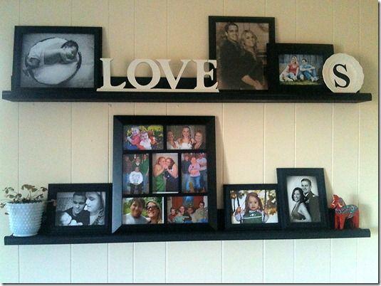 Floating Shelf Decorating Ideas Good Inspiration For The Home - Floating shelves decorating ideas