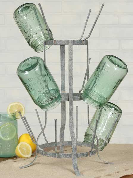 Bottle Drying Rack Bottle Dryer Beer Bottle Holder Mason Jars