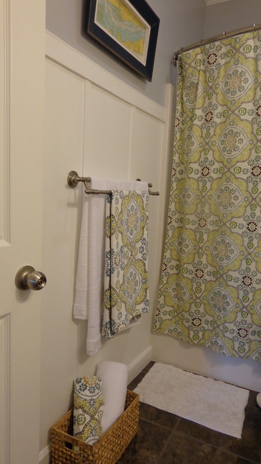 Retro Bathroom Makeovers diy with jen and b: diy board and batten bathroom makeover---long