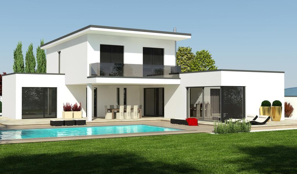 Kotz Haus Ziegelmassiv Und Schlusselfertig Grundriss In 2019