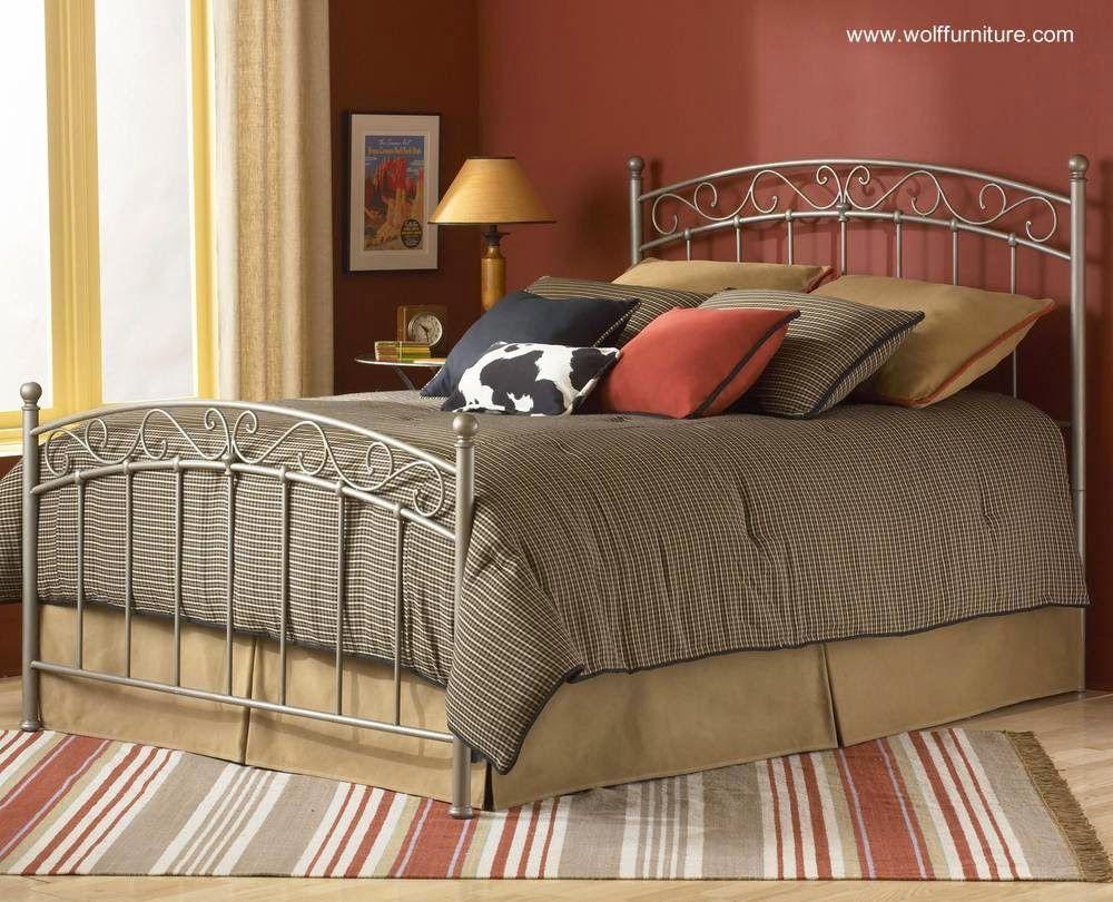 modelo+de+cama+metalica+doble.jpg (1000×810) | Camas | Pinterest ...