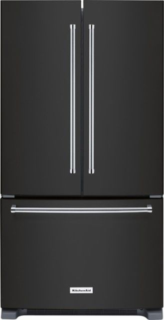 Kitchenaid 20 Cu Ft French Door Counter Depth