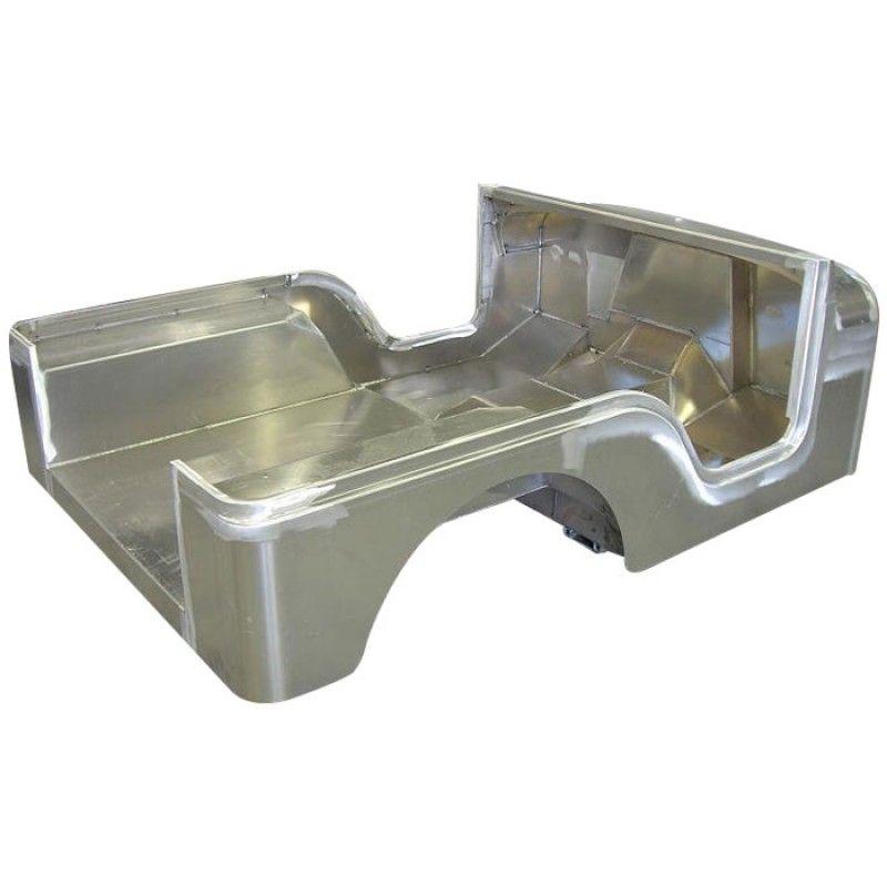 Aqualu, Replacement Body Tub, Aluminum Alloy | jeeps