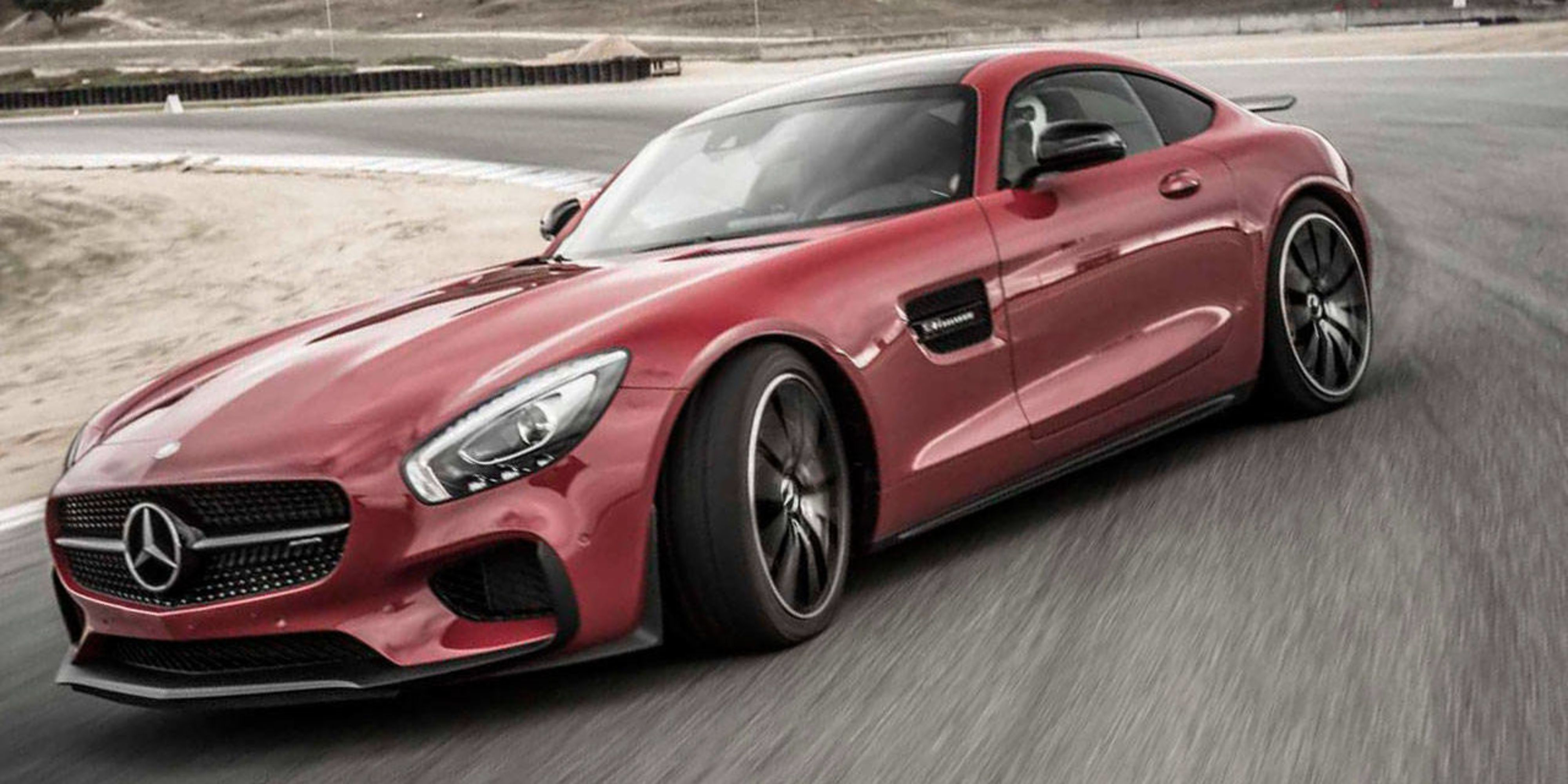 5 things I learned driving the Mercedes AMG GT S