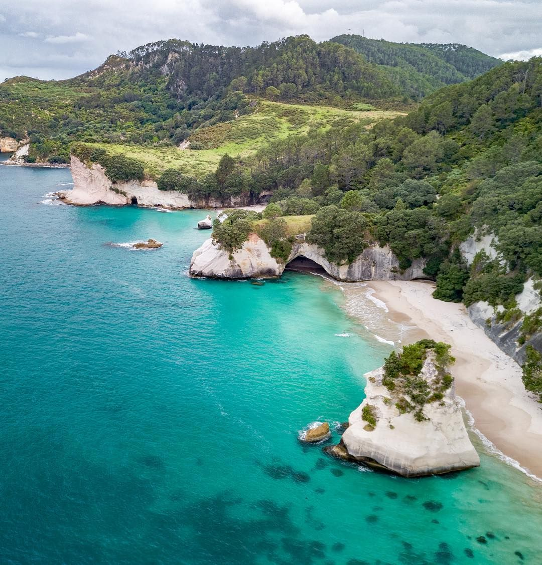 Cathedral Cove Hahei Beach New