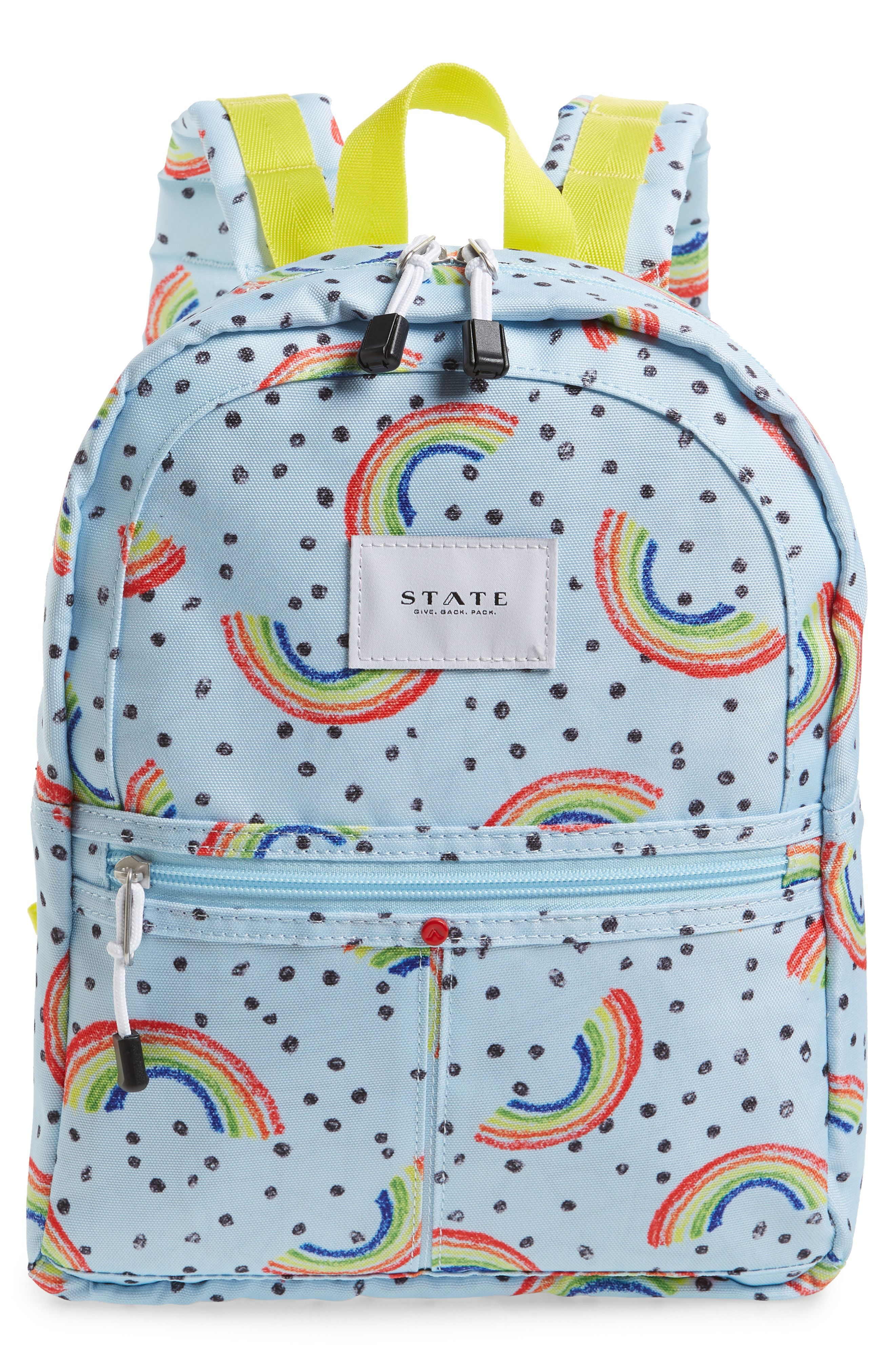 48e52118d49e STATE Bags Mini Kane Rainbow Backpack available at  Nordstrom