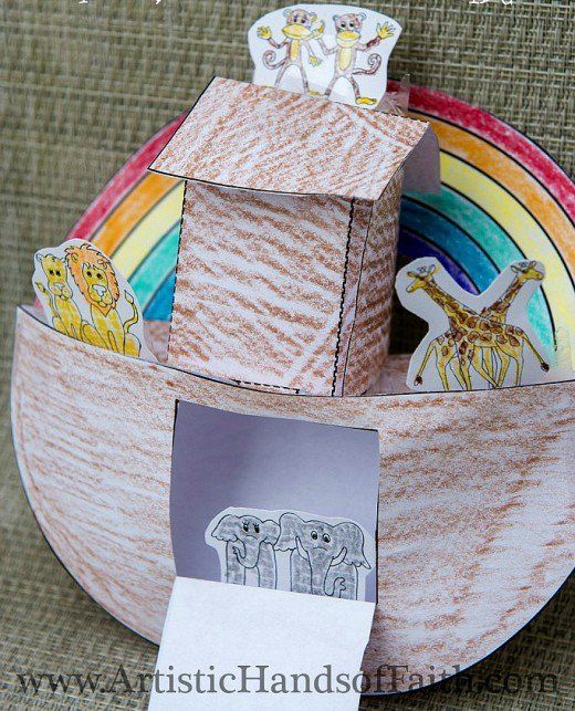 49 Outstanding Christian Craft Ideas for Kids | Christian ...