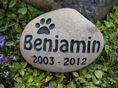 Custom pet memorial stones, Photo Gallery, stone engraving, pet memorial stones,