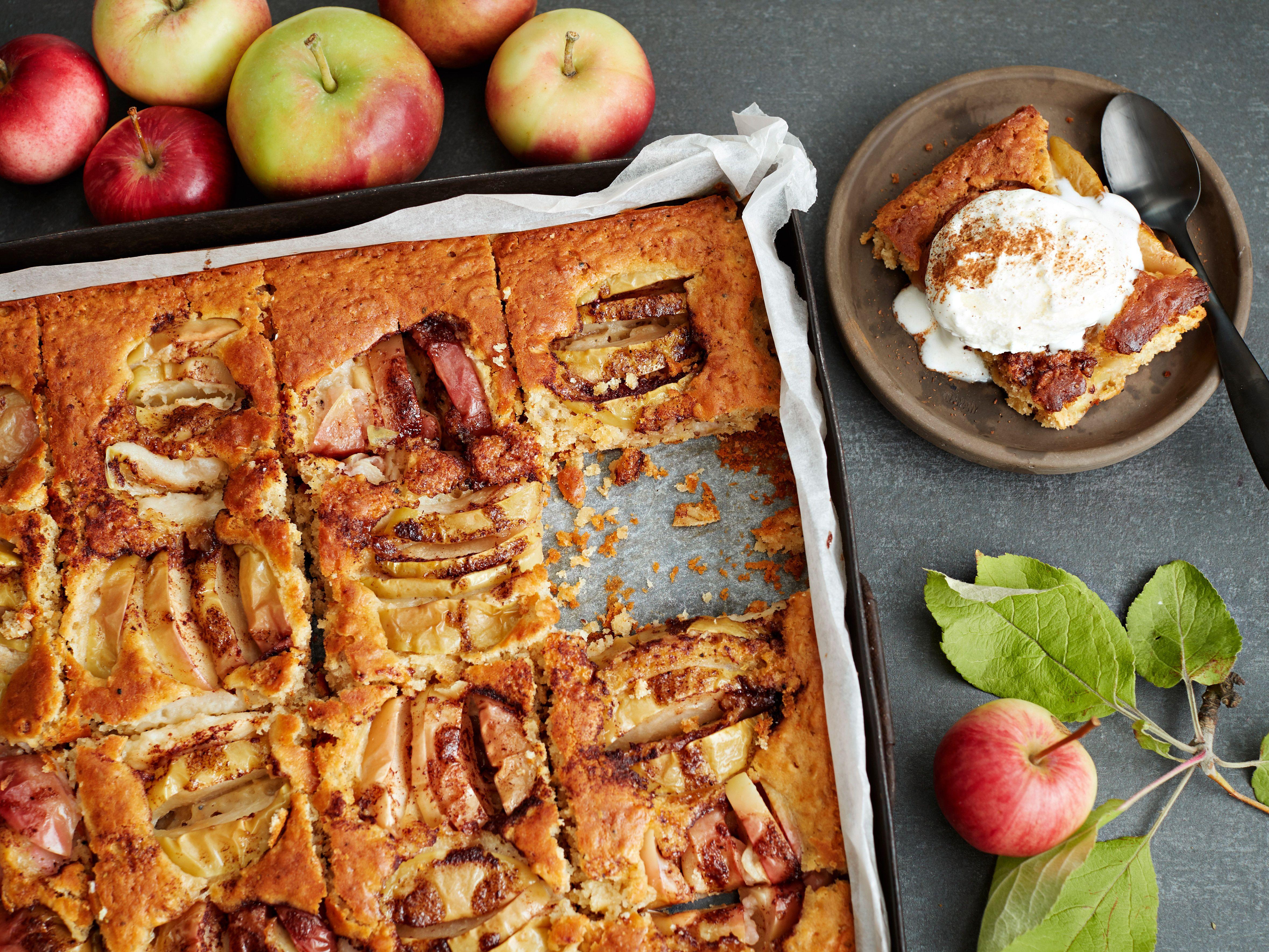 Pellillinen Omenapiirakkaa Helppo