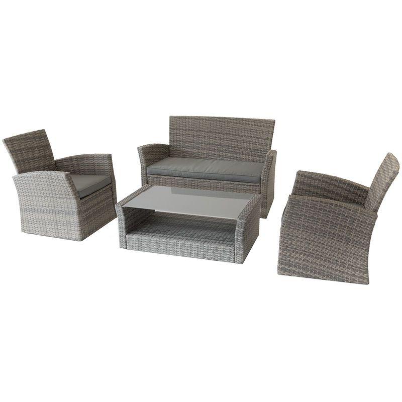 Salon de jardin | Outdoor chairs, Outdoor furniture, Rattan