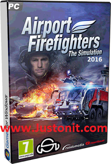 Justonit PC Software: Airport Firefighter Simulator Full PC