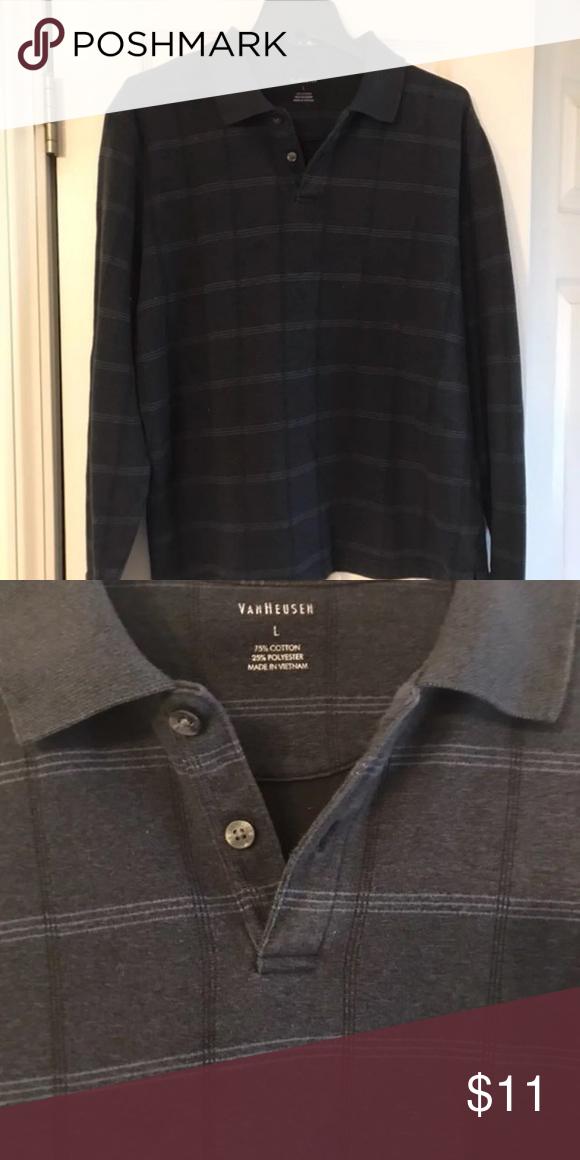6f470b6978e85 Long sleeve polo shirt Men s
