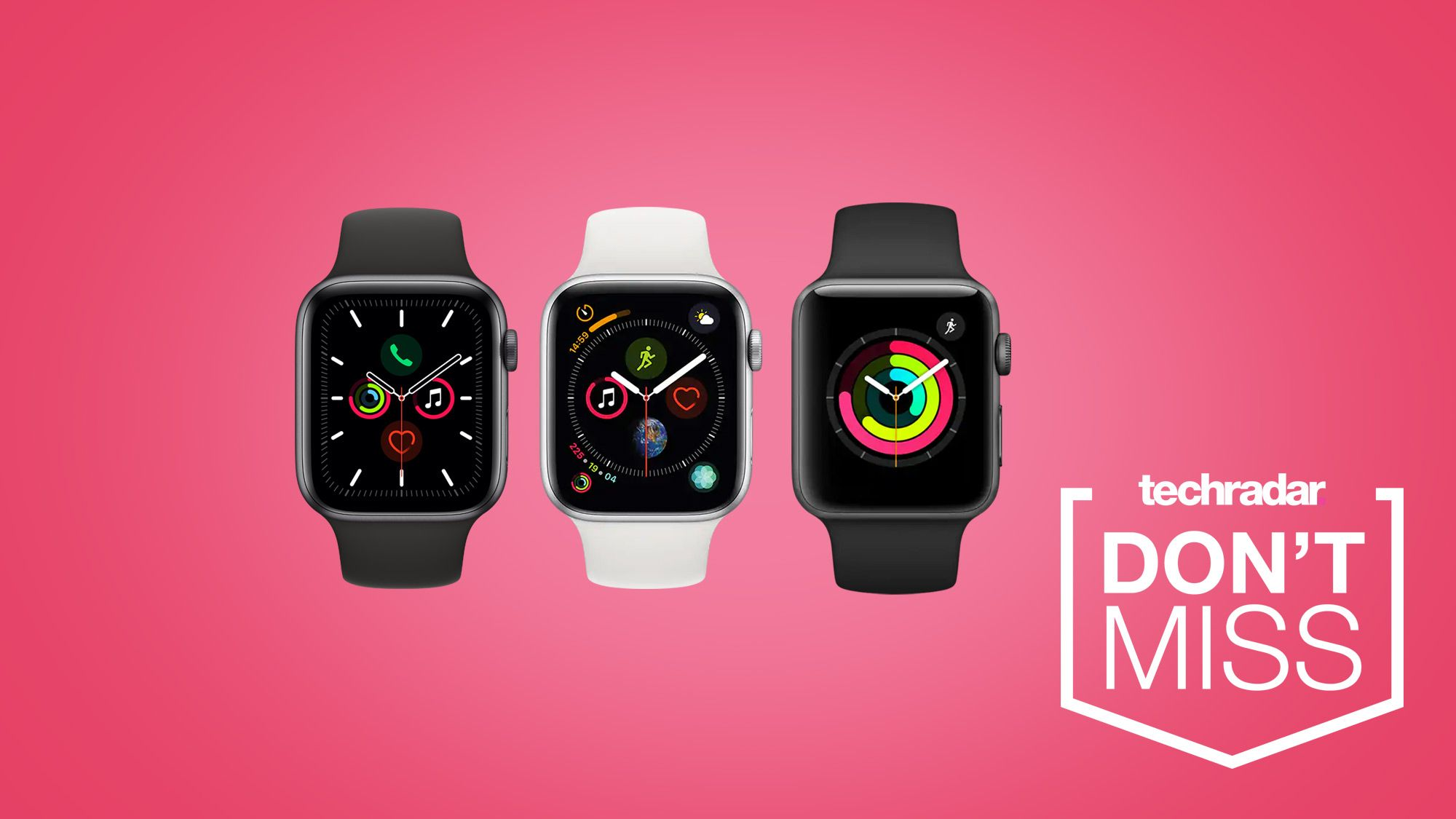 The Apple Watch 4 Is Still The Cheapest Price Ever In The Early January Sales 2020 Apple Watch Deals Apple Watch Watch Deals