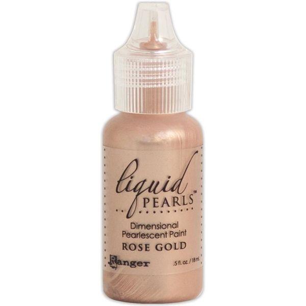Ranger - Liquid Pearls - Rose Gold
