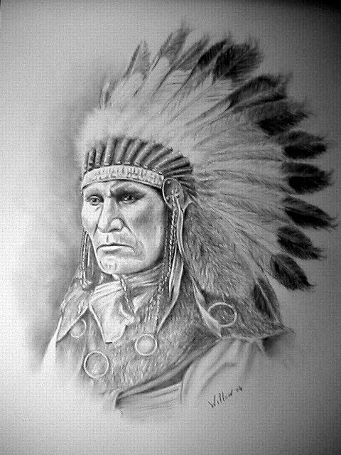 Getting A Native American Indian Tattoo The Trouble With - 480×640