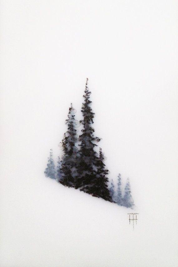 TITLE: Mountain Gems II  ARTIST: Terri Heinrichs  MEDIUM: Charcoal, Graphite & Pastel  SIZE: 6x4  PRICE:  $100 on Etsy
