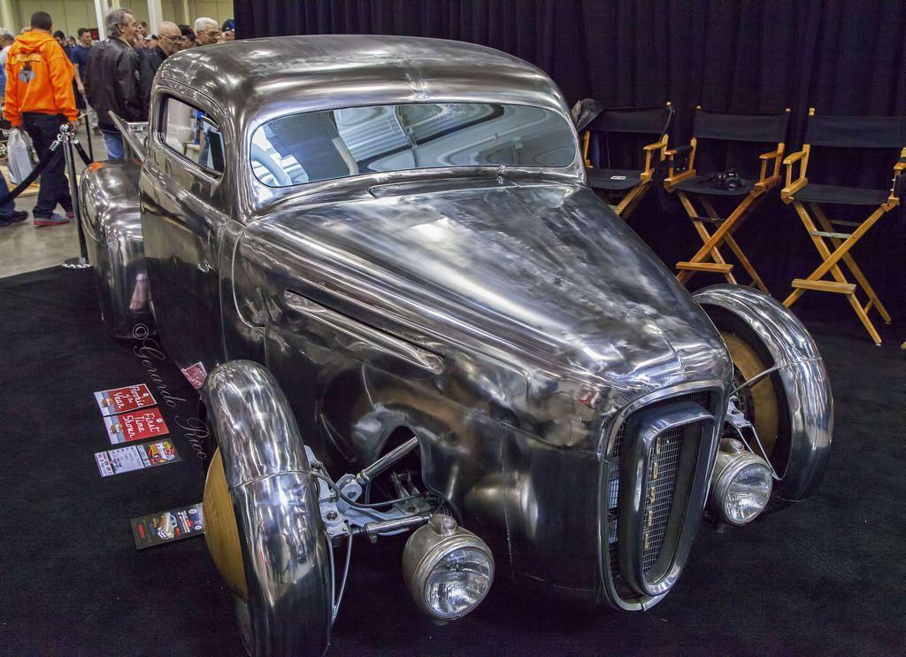 https://flic.kr/p/FkSmzN | Motorama Show Toronto 2016 | 1949 Ford - George Stouros