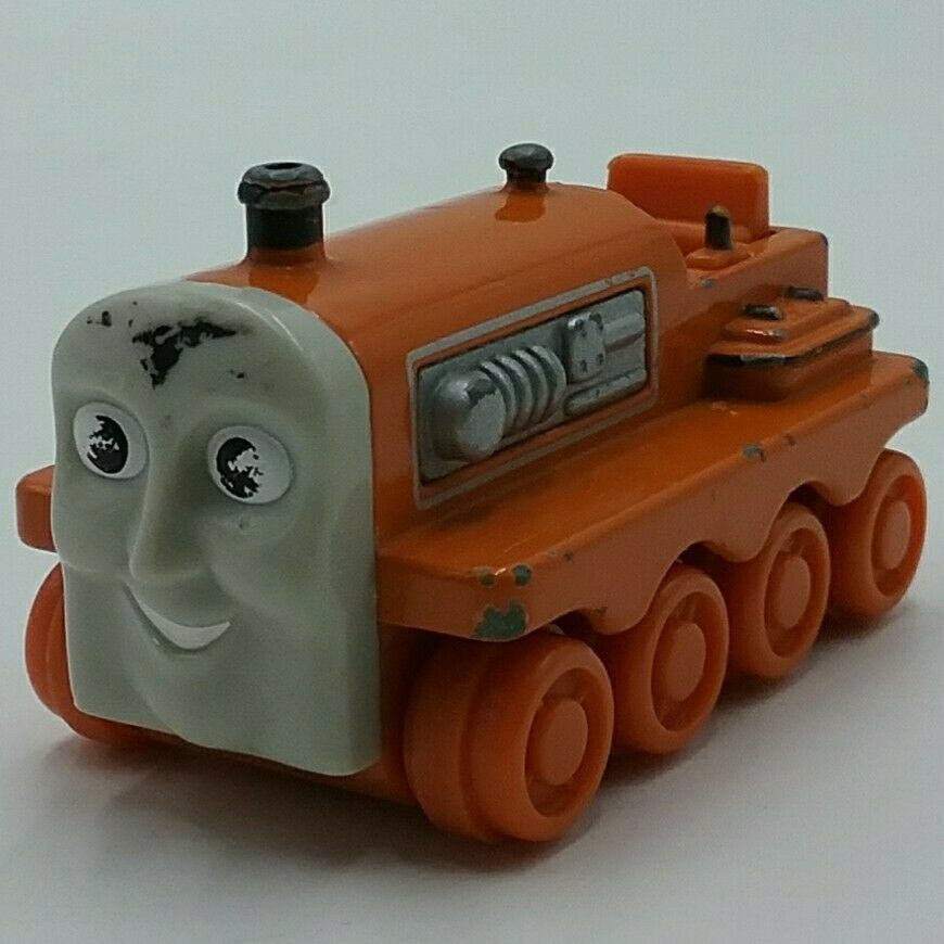 Thomas /& Friends Learning Curve Take Along Terence Die-Cast Toy Train