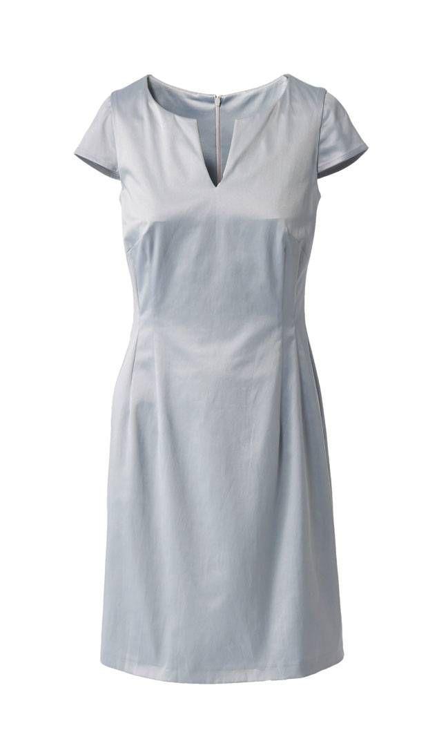 Schnittmuster: Business-Kleid nähen - eine Anleitung | Pinterest ...