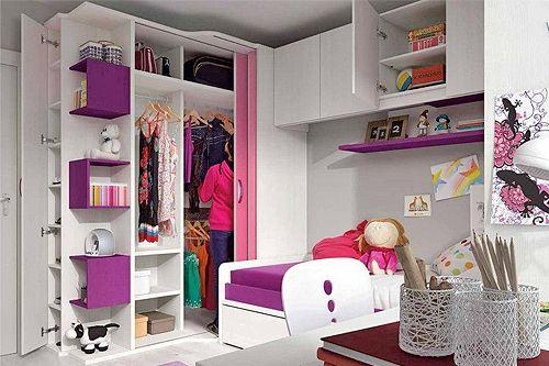 Roperos modernos para adolescentes buscar con google for Roperos para dormitorios
