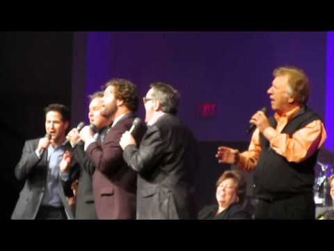 Gaither Vocal Band - Jesus on the Mainline (LIVE) - YouTube