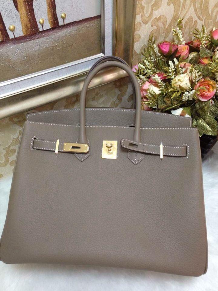 5c698ca5b54 Hermes Birkin 30cm Grey Togo Gold Hardware | Hermes Birkin | Hermes ...