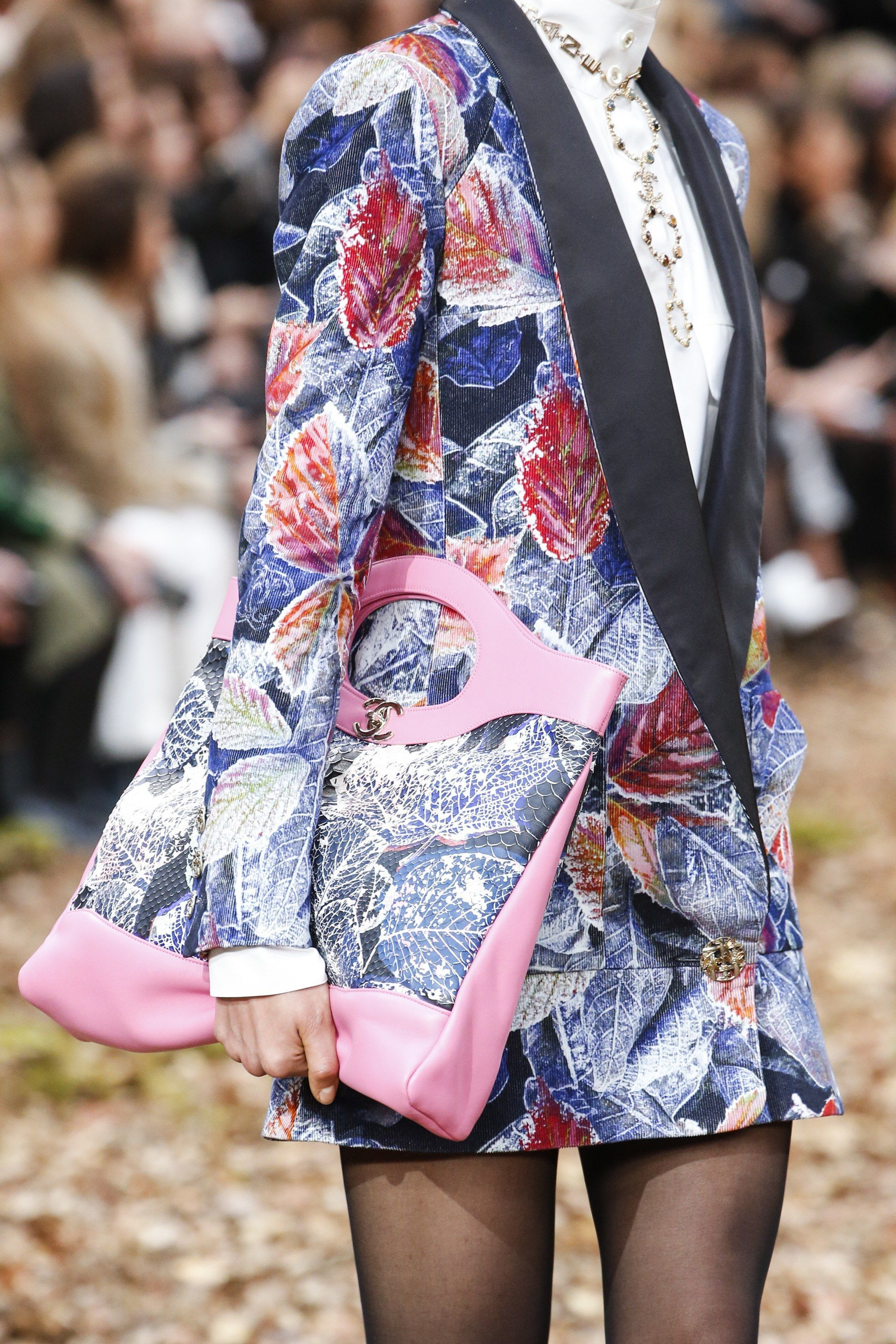 Chanel Fall 2018 ReadytoWear Collection Vogue (With