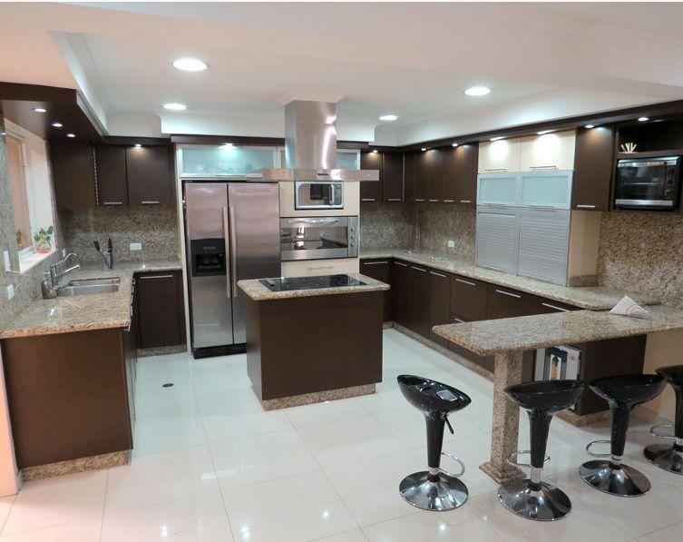 Aquí descubrirás consejos e ideas para decorar cocinas modernas ...