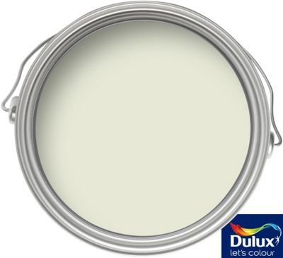 White Kitchen Emulsion dulux apple white - matt emulsion paint - 2.5l | apples, shaker