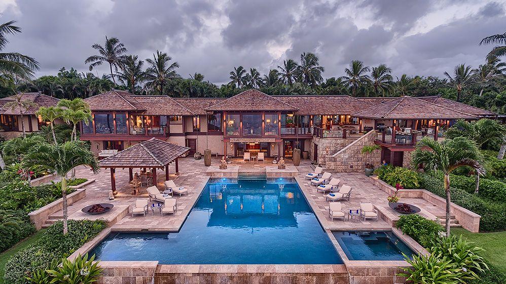 Hale Ae Kai Estate On The Island Of Kauaihawaii Most Expensive