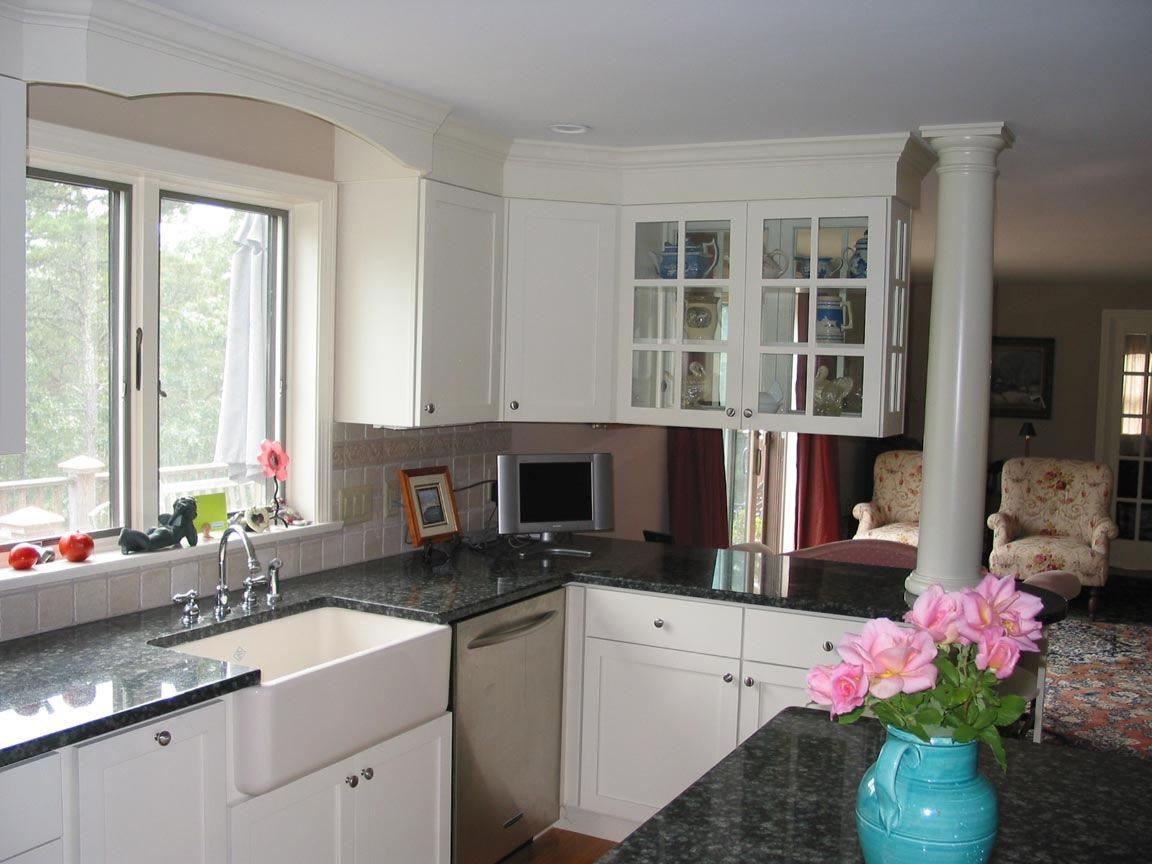 Cape Cod Kitchen Design Cabinet Legs Elegant Kitchens