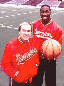 Billy Tubbs and Wayman Tisdale | Sooners, Oklahoma sooners basketball,  Boomer sooner