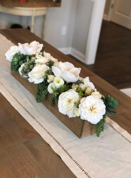 Photo of Farmhouse table setting white 19+ Ideas#farmhouse #ideas #setting