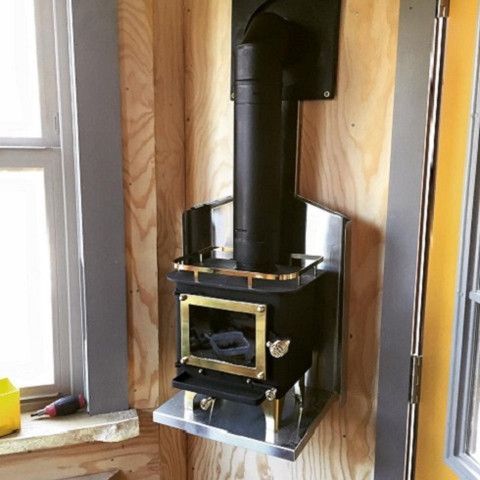 Cubic Mini Wood Stoves Gallery Tiny House Interior