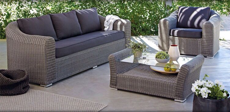B Q Comoro Our New Conservatory Set Outdoor Furniture Furniture Garden Furniture