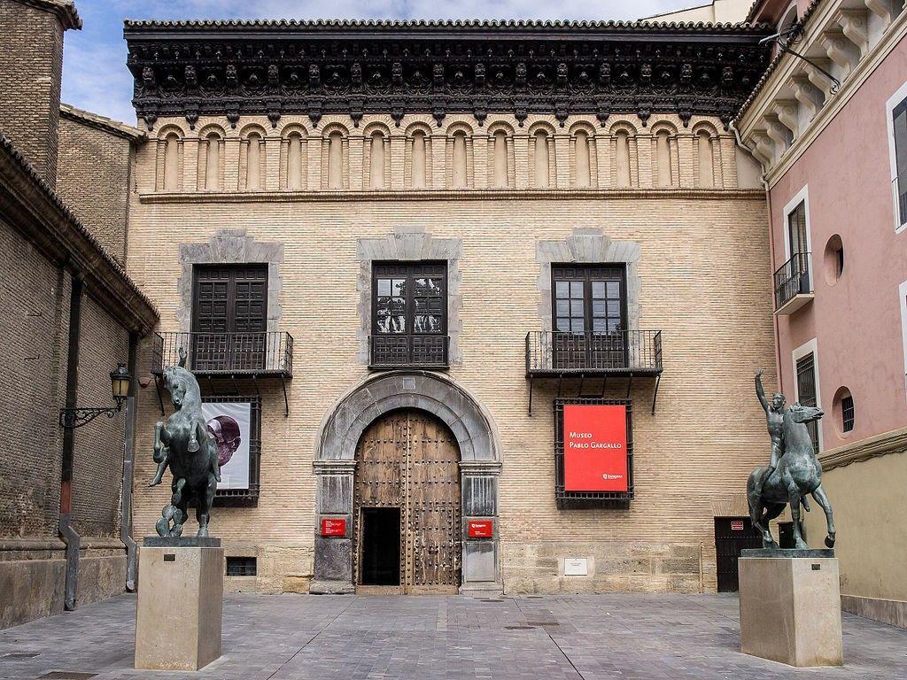 Museo Pablo Gargallo, Zaragoza España