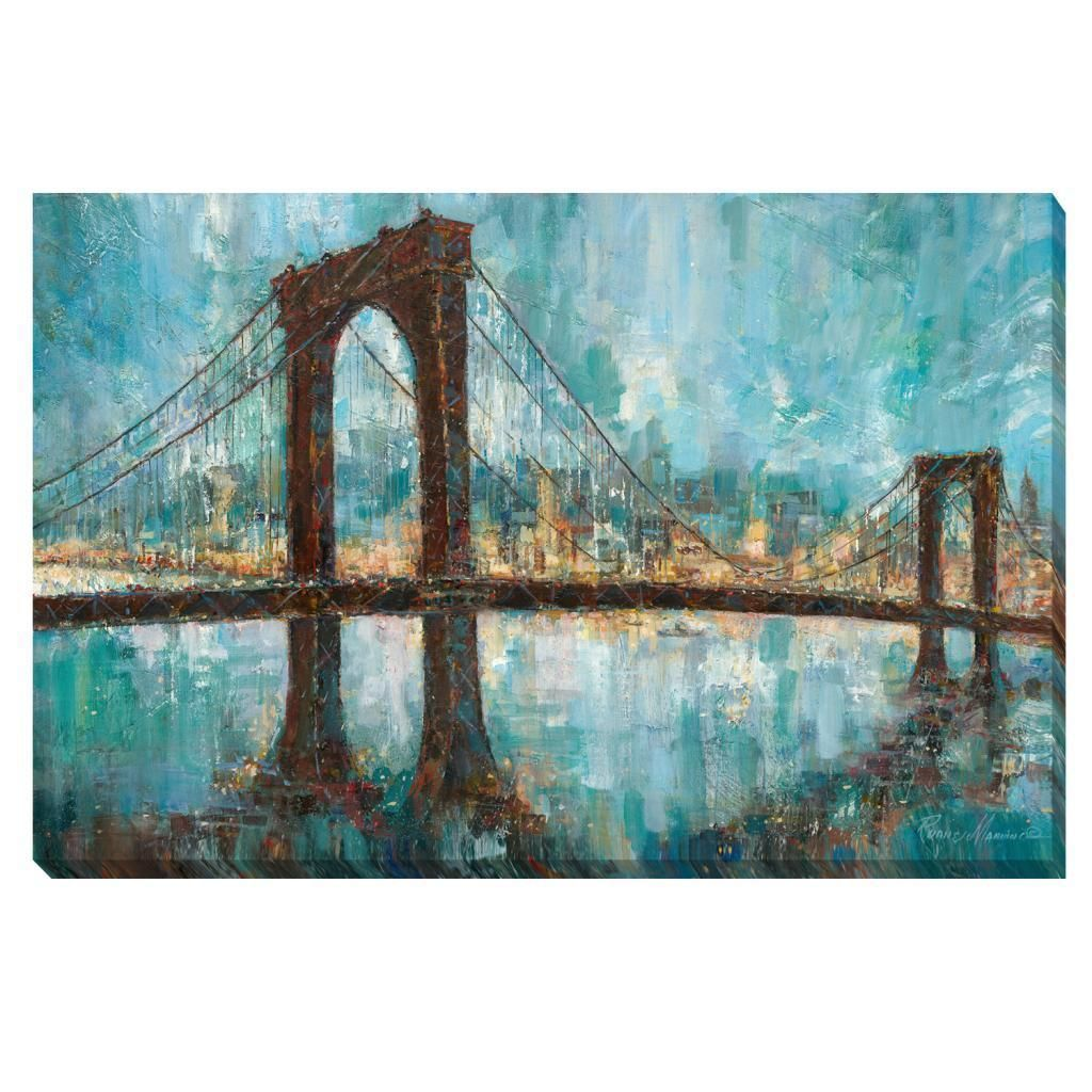 Ruane Manning \'Manhattan Memories\' Art | Paintings I love! | Pinterest